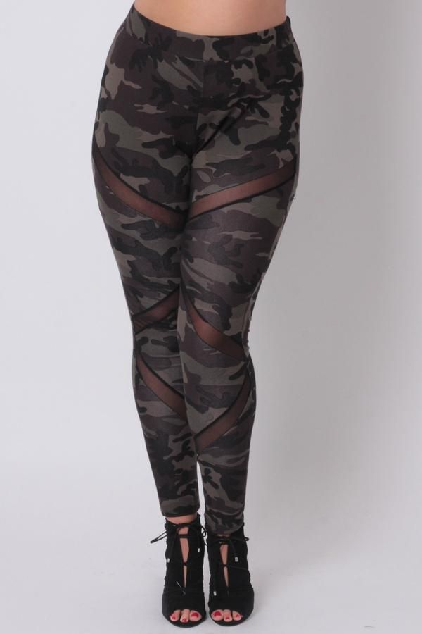 6ab43a662eb30 Plus Size Generation X Leggings - Camo - Sale! Up to 75% OFF! Shot at  Stylizio for women's and men's designer handbags, luxury sunglasses,  watches, jewelry, ...