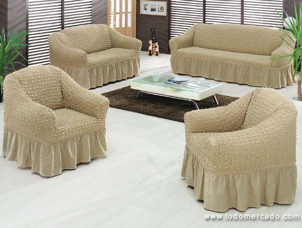 fundas para sofa - | Decor ideas | Pinterest | Fundas para sofás ...