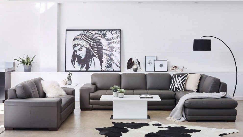 Image result for leather full corner sofa | Decor | Leather ...