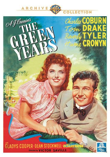 The Green Years DVD