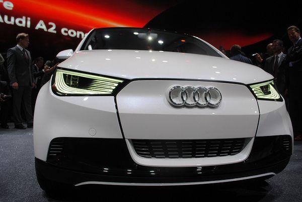 2011 Audi A2 Concept Detail Pinterest Audi A2 Amazing Cars