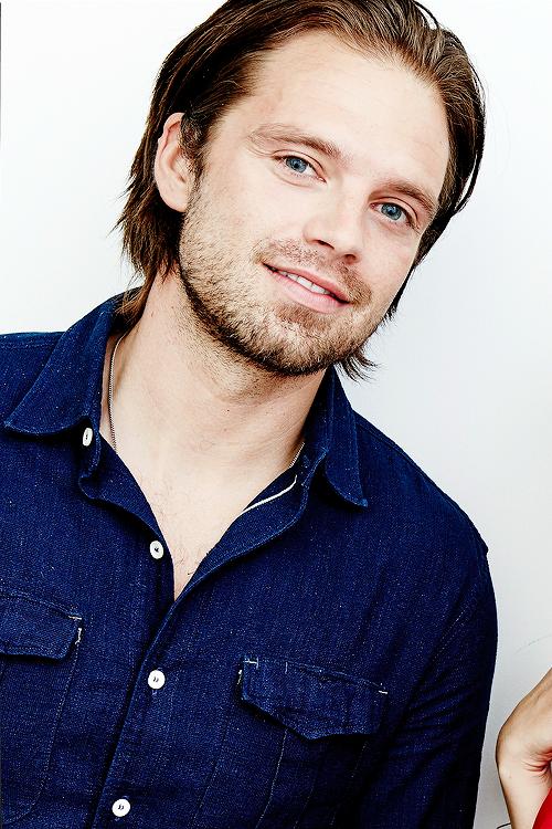 Sebastian Stan 2015 Photoshoot