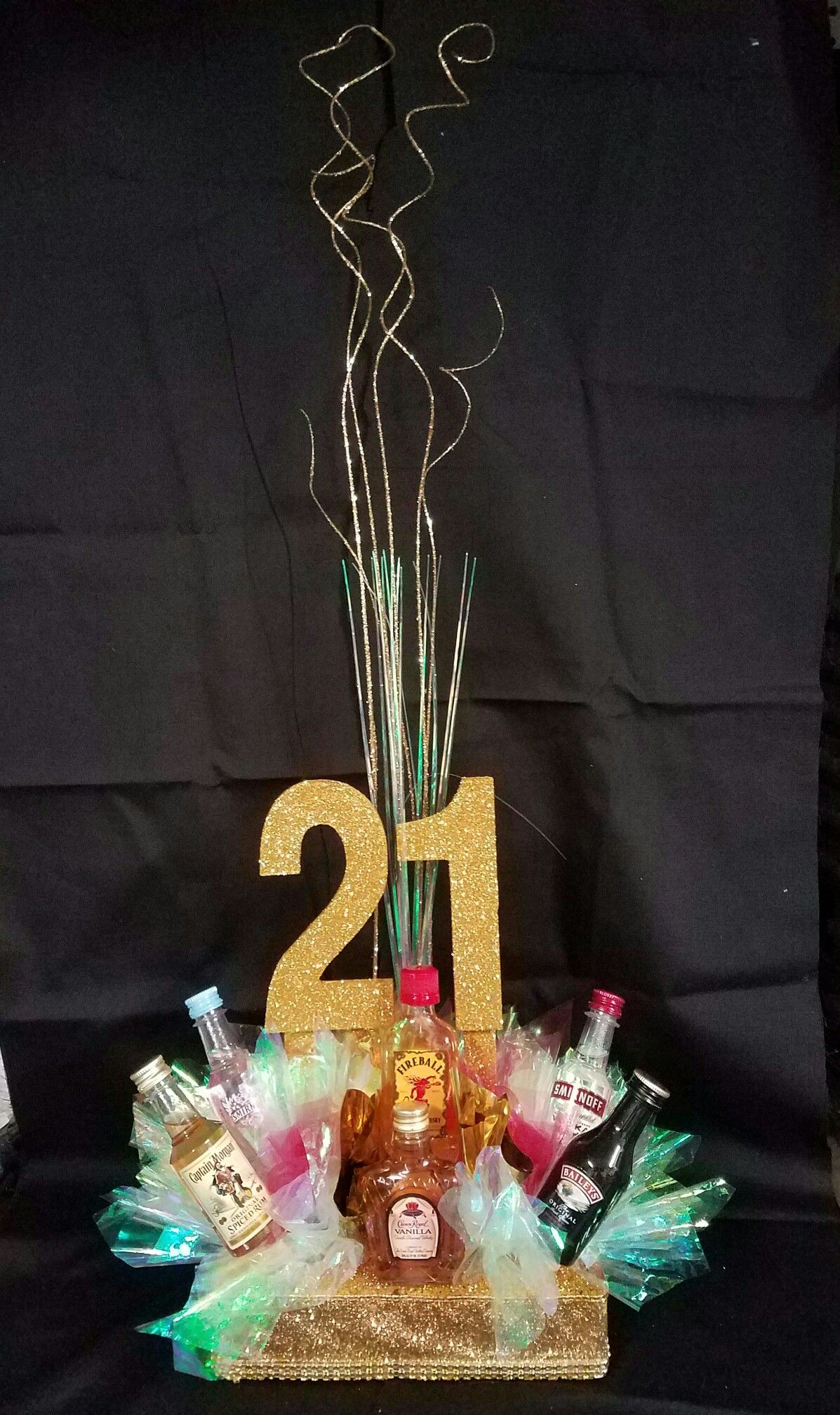 21 St Birthday Centerpiece Always Special Events 21st Birthday