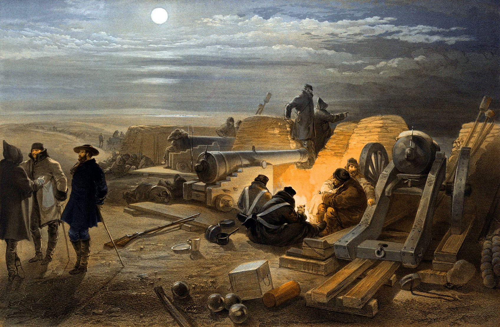Pin on Crimean War Art
