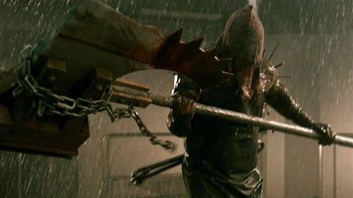 Axeman Es Un Zombi Mutado Que Aparece En Resident Evil Afterlife