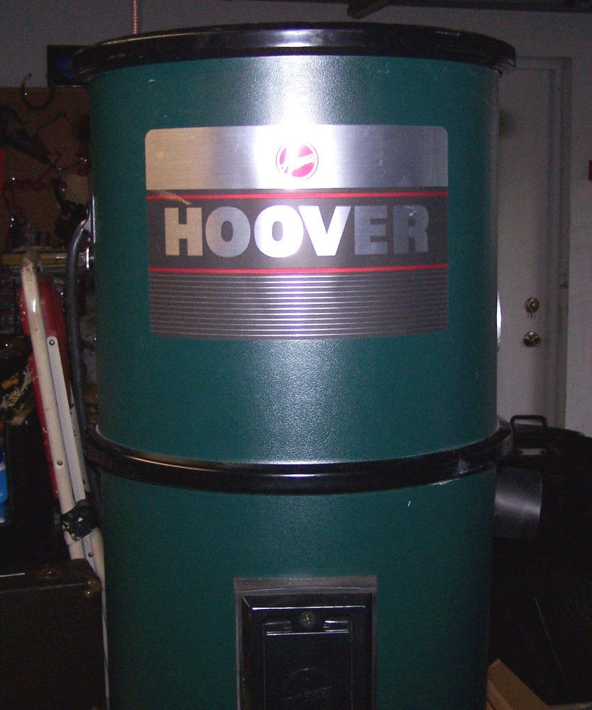 Hoover Central Vacuum system Model S5673 Home Shop Industrial ...