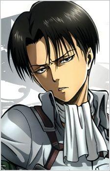 Levi (Rivaille) - Attack on Titan - SNK - Shingeki no Kyojin