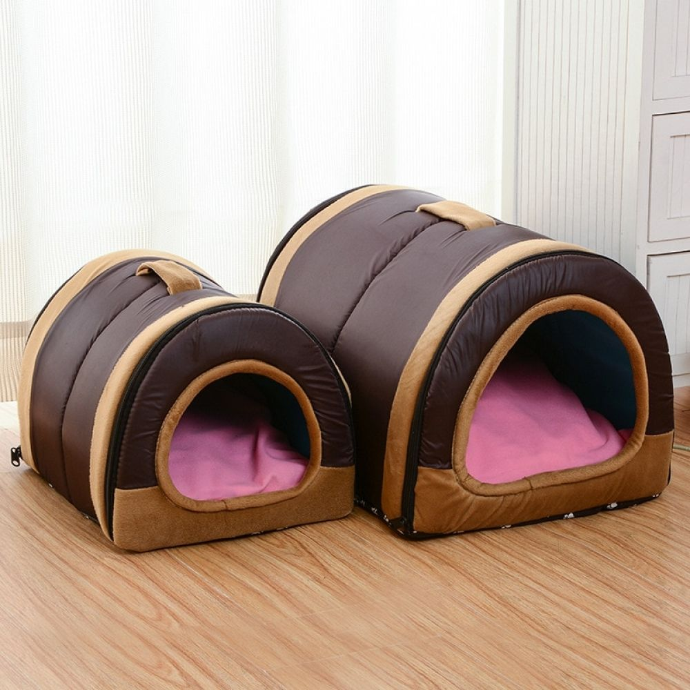 Luxury Fiber House For Dogs Portable Dog Kennels Luxury Dog