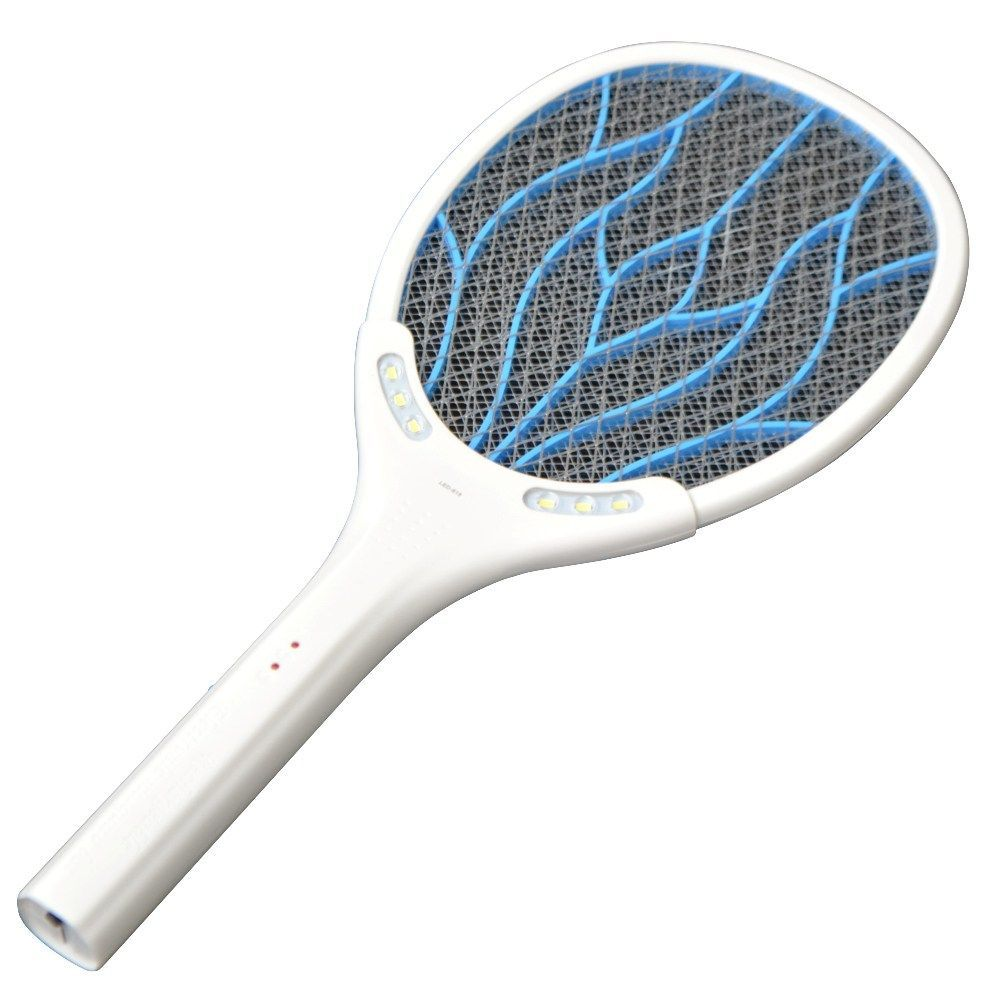 Removable Battery Rechargeable Electric Swatter Insect Price