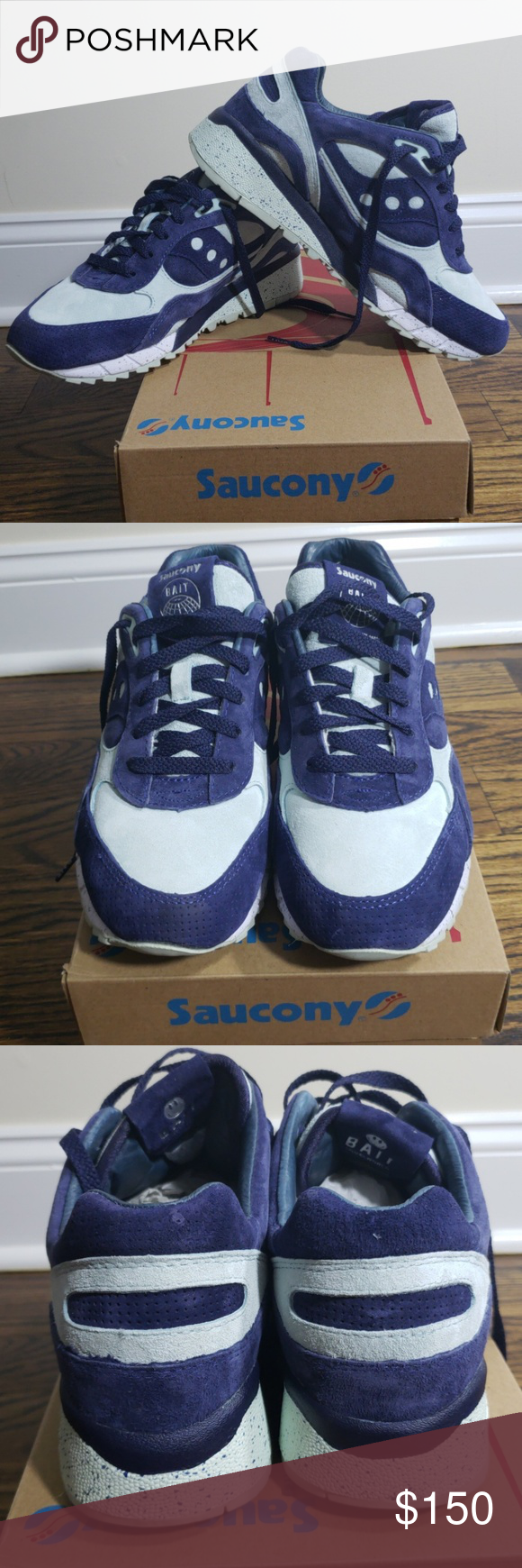 11940df8b330 Saucony x Bait Shadow 6000 Cruelworld 5 BAIT X SAUCONY SHADOW 6000  CRUELWORLD 5 - NEW WORLD WATER Size 8. Purchased directly from Bait on  release date.