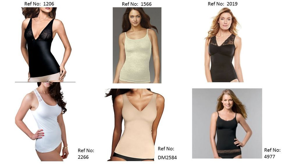 Miscellaneous Maidenform Flexees Camisoles Various colors /& sizes tank tops