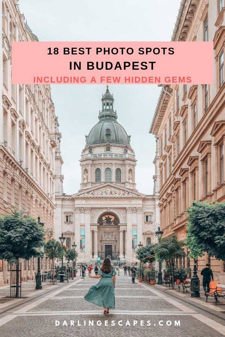 The 18 Best Photo Spots in Budapest for Photographers  #Budapest #Photo #photographers #spots