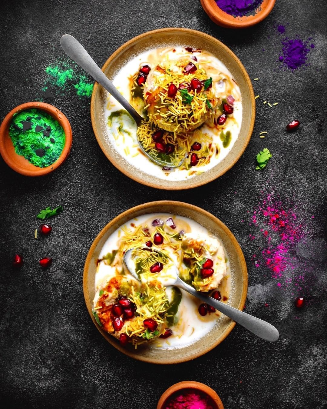 If you love Indian street food, you're definitely going to love a good plate o…