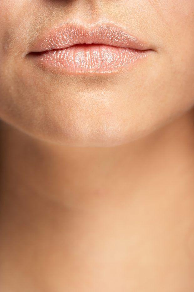 Cómo reafirmar la piel flácida alrededor de la boca y la barbilla ...