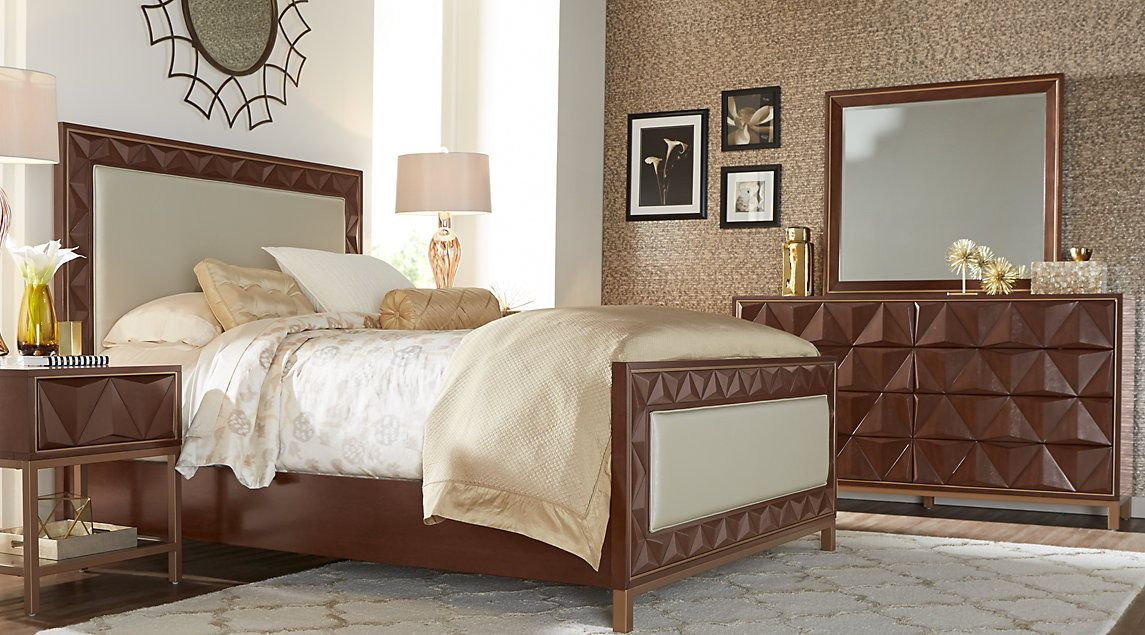 Affordable Upholstered Queen Bedroom Sets Rooms To Go