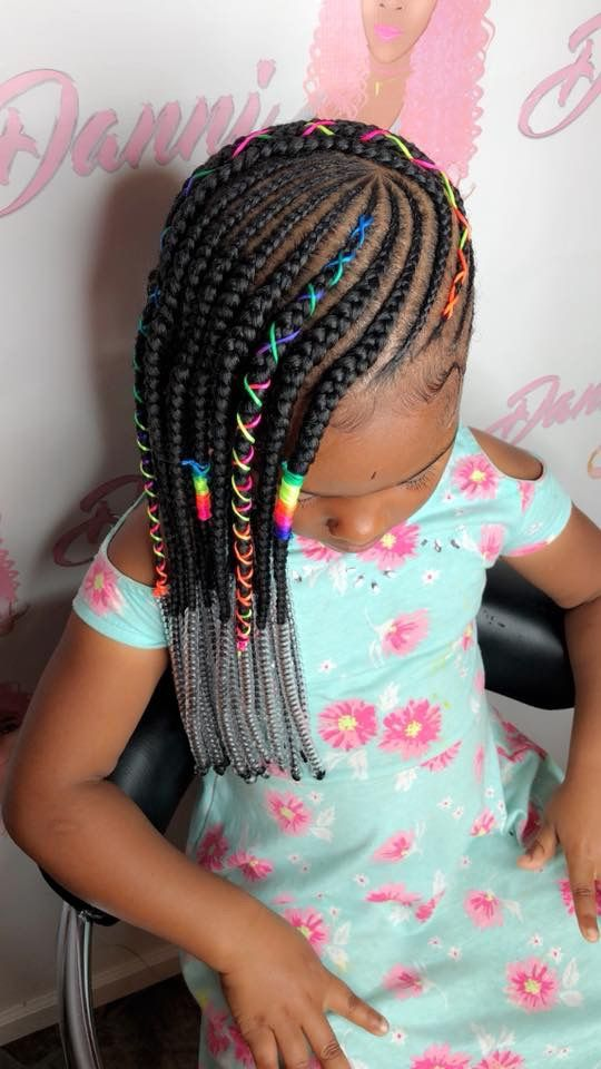 Braid styles for girls image by