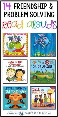 Books That Teach Friendship And Social Skills Classroom 2nd Grade