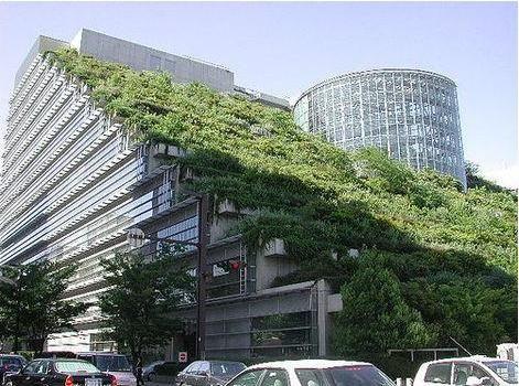 Green Building Arquitectura Y Estructura Green