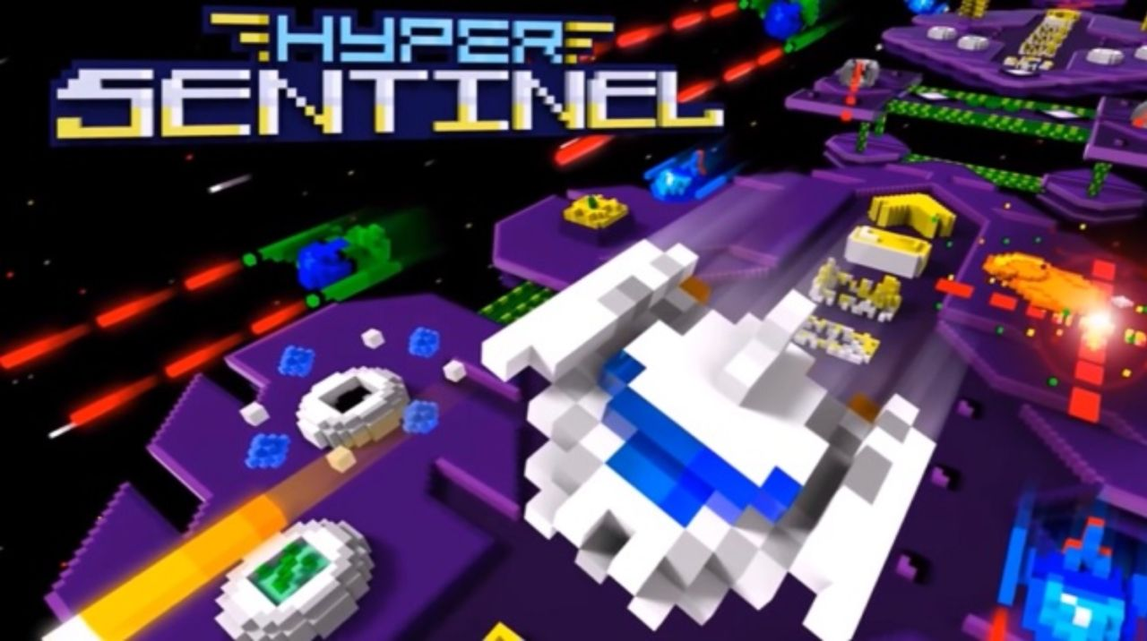 Hyper Sentinel For PC Download Free Nintendo switch