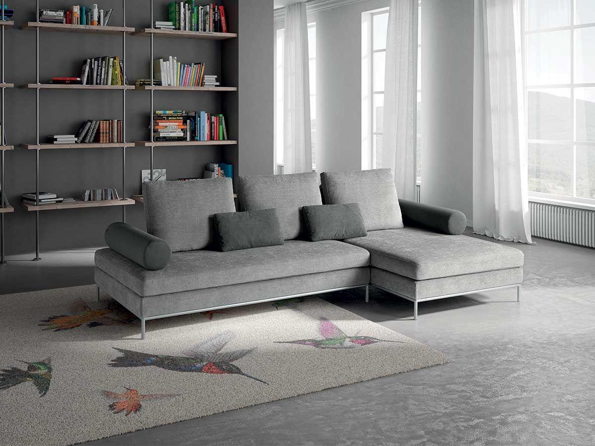 Libreria Divano ~ Divano lineare o angolare minimal arredissima salotti e divani