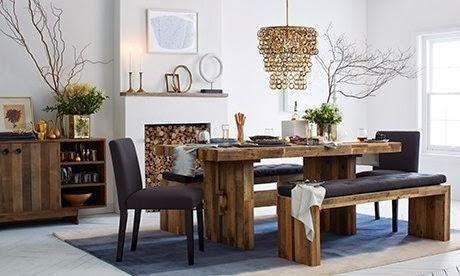 Beau Via: Housetohome.co.uk Via: Moldse.com · Dining Table ...