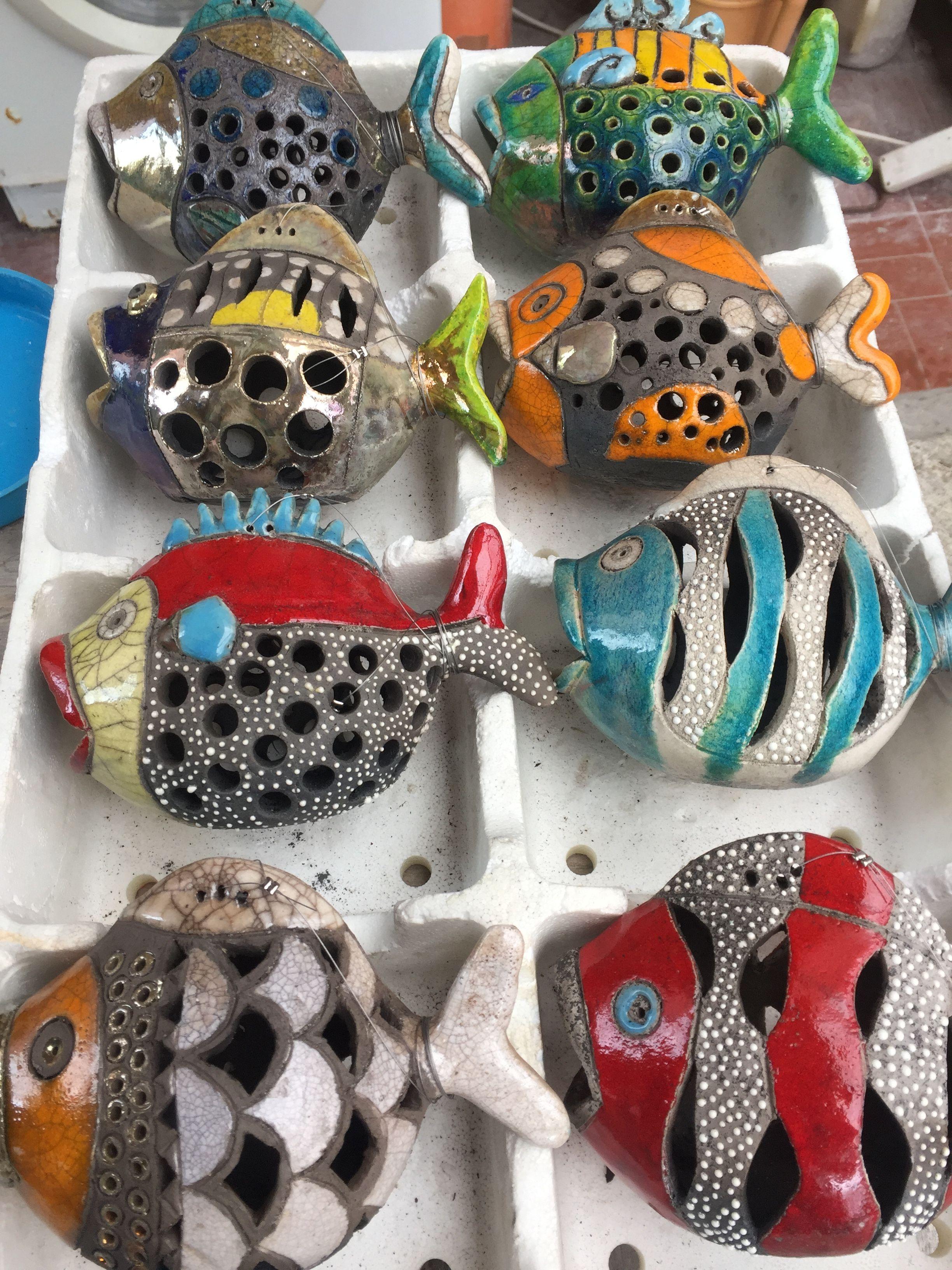 Fische #paintyourownpottery