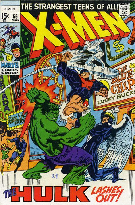 X Men Vol 1 Marvel Comics Covers Comics Comic Books Art