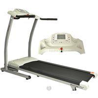 pro bodyline heavy duty motorised treadmill with