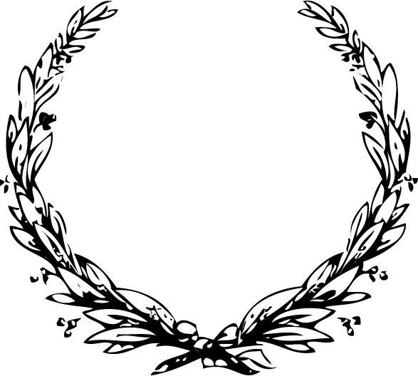 mormon share laurel class symbol symbols young women and lds rh pinterest dk  christmas wreath clip art black and white