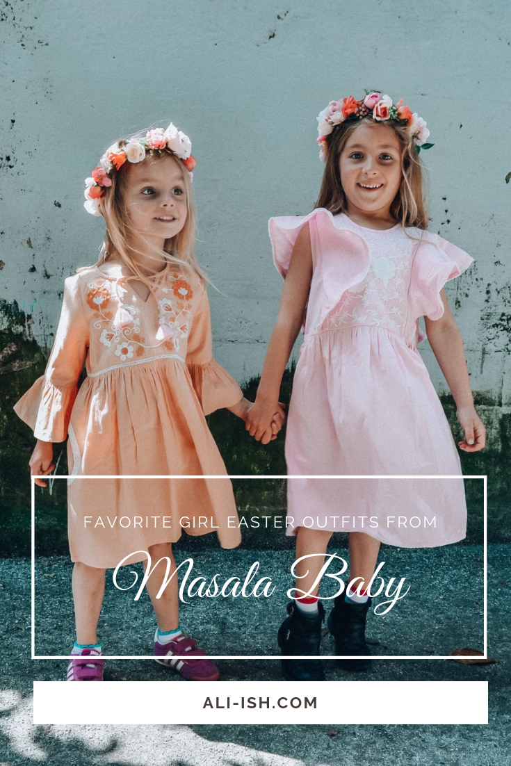 322f6e828ec6 Masala Baby Picks for Easter, Cute Spring Outfits for Girls and Toddler  Girls, Mommy