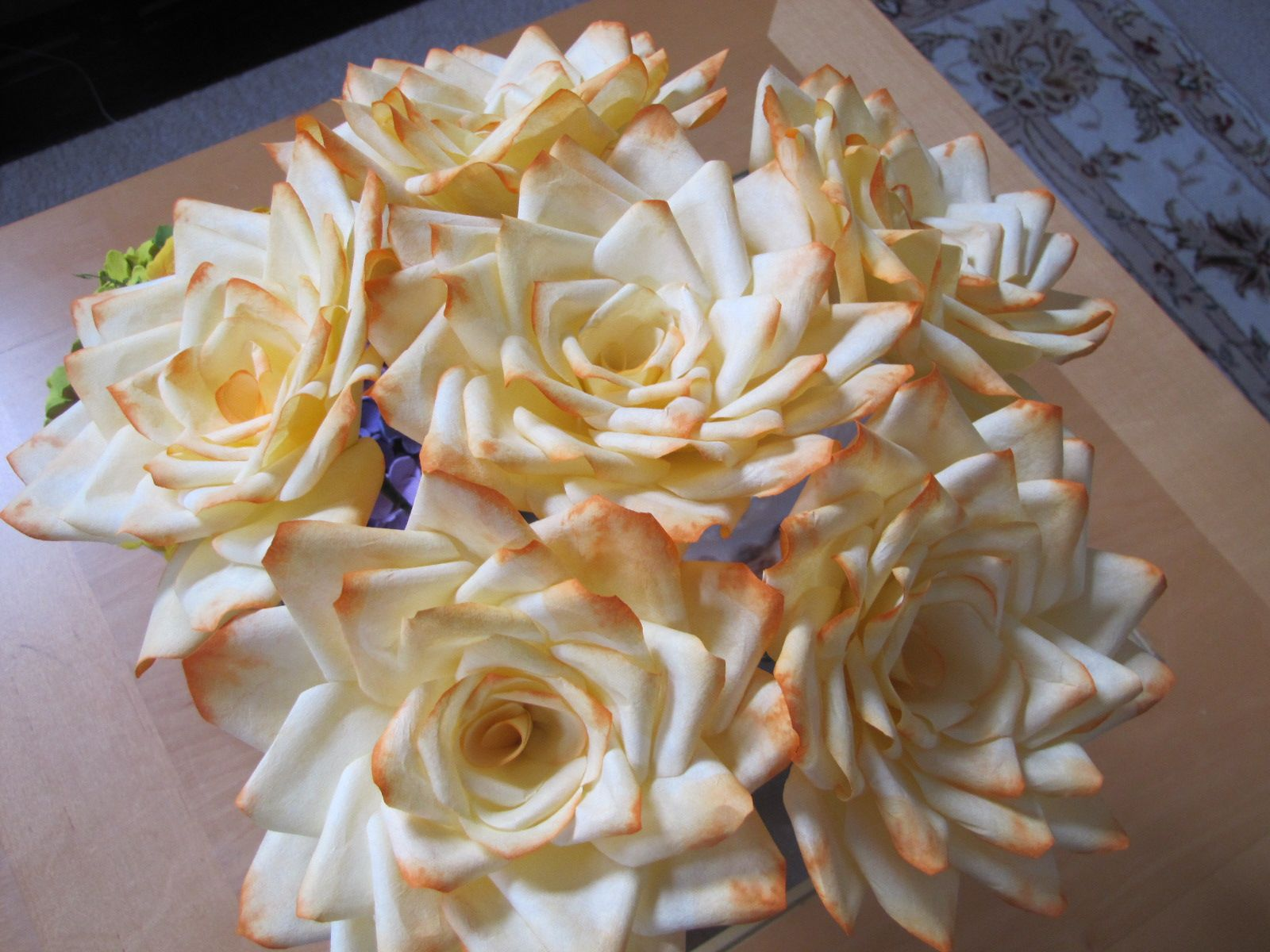 Coffee Filter Roses Wedding Ideas Pinterest Coffee Roses And