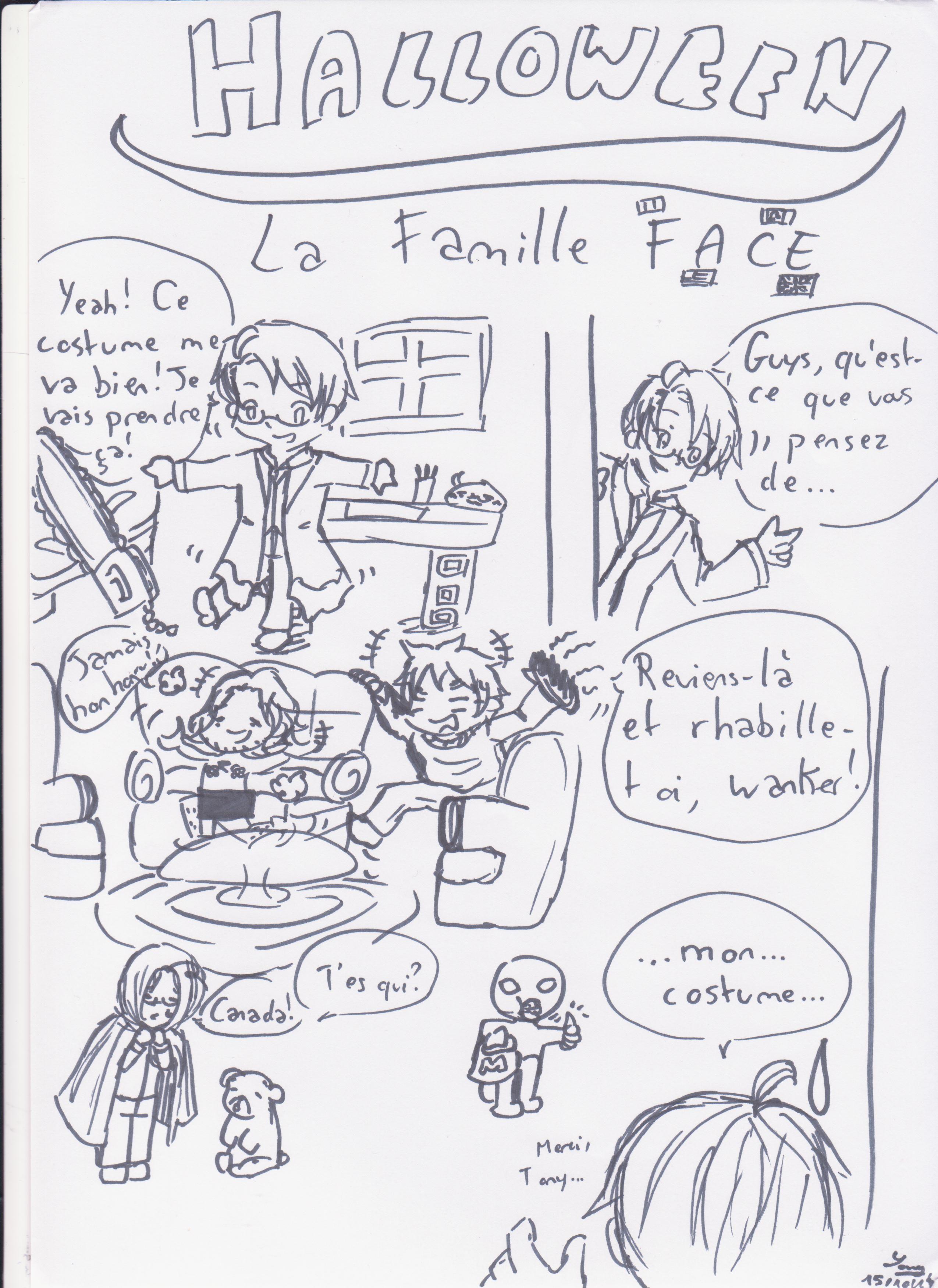 It is written in French, so ...