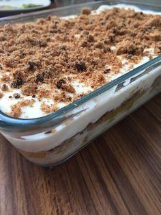 American Cookiescreme, ein tolles Rezept aus der Kategorie Cremes. Bewertungen: 103. Durchschnitt: Ø 4,5. #trifledesserts