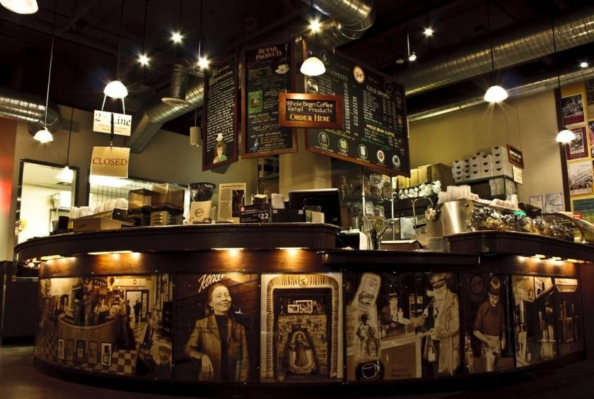 Most People Associate Seattle With Two Things Rain And Coffee These Associations Are Not Without Merit Th Coffee Shop Speciality Coffee Shop Rain And Coffee