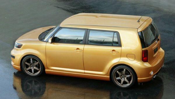 2016 Scion Xb Model Car