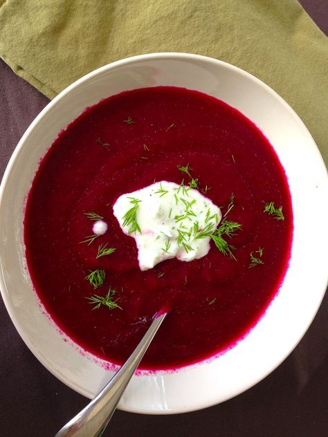 recipe: cold borscht recipe canned beets [14]