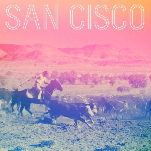 San Cisco Album Cover Music Blog San Cisco