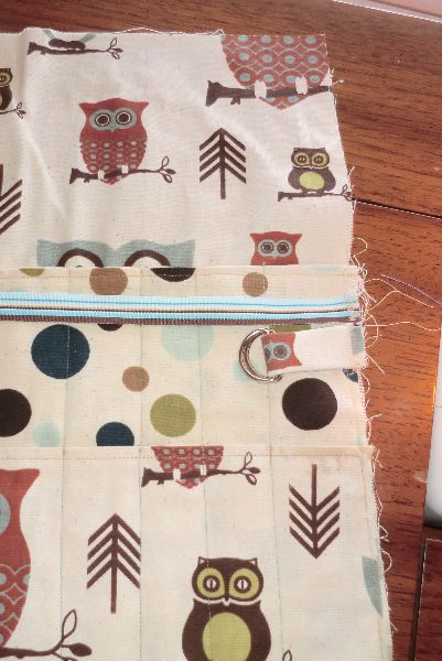 Knitting Needle Roll Tutorial Best Fabric Store Blog Sewing