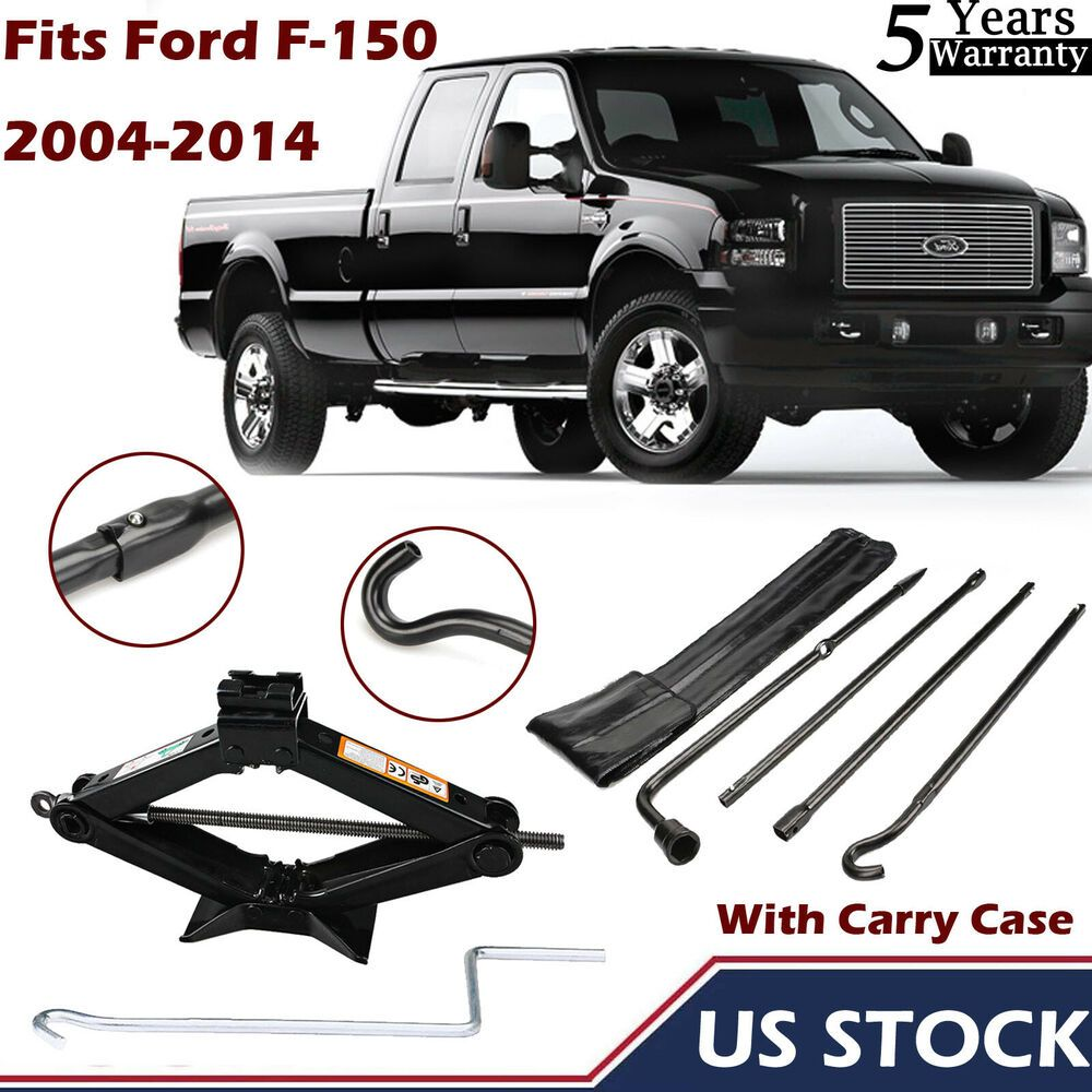 Advertisement Ebay For Ford 2004 2014 Ford F 150 Spare Tire Jack