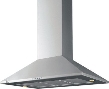 Xo Xobi36smua Island Mount Chimney Range Hood With 395 Cfm Internal Blower 3 Speed Control Halogen Lights Make Up Air Compliant And Optional Recirculating Halogen Lighting Chimney Range Hood Range Hood