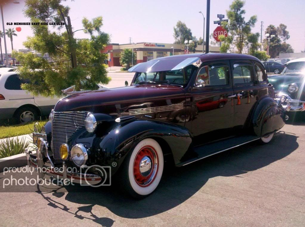 Responsive Images 1939 Chevy Master Deluxe for Sale