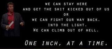 Al Pacino S Inspirational Speech Any Given Sunday