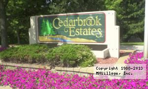 Cedarbrook Estates Details Photos Maps Mobile Homes For Sale And Rent