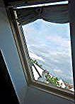 DIY curtains for attic windows (velux)#attic #curtains #diy #velux #windows#atti...#attic #curtains #diy #velux #veluxattic #windows #windowsatti