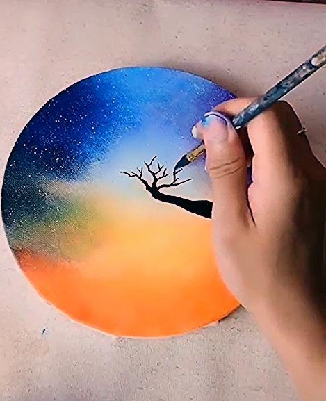 Great art by ID: XINGKONG777 (Döuyin App) #art #artvideos #painting #sketch #drawing #realisticart