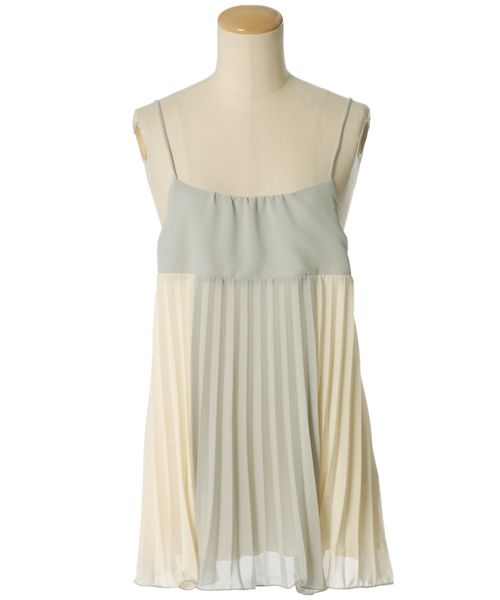 Camisole blouse | Broderie