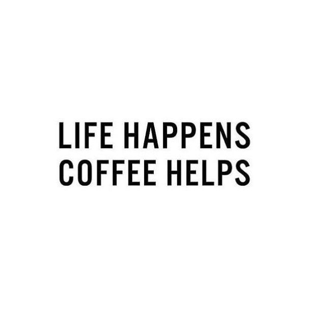 #WORD http://www.coffeenotcoffee.com.au #coffee #quote