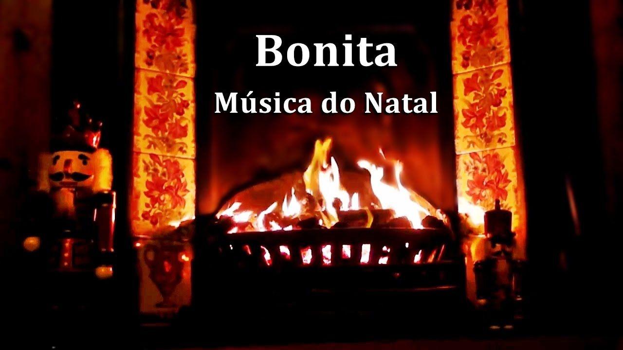 Musicas De Natal: Canções E Música De Natal Instrumental 🎄 Lareira De Natal