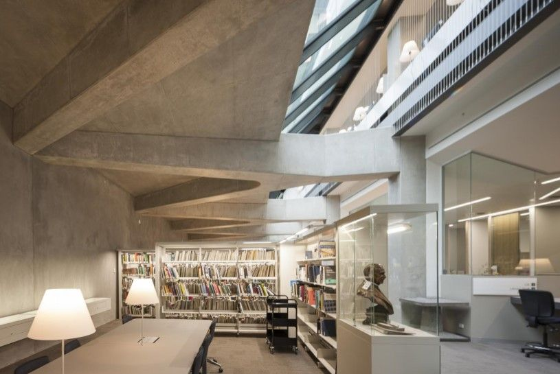 The melbourne school of design u a catalyst of inspiration with an