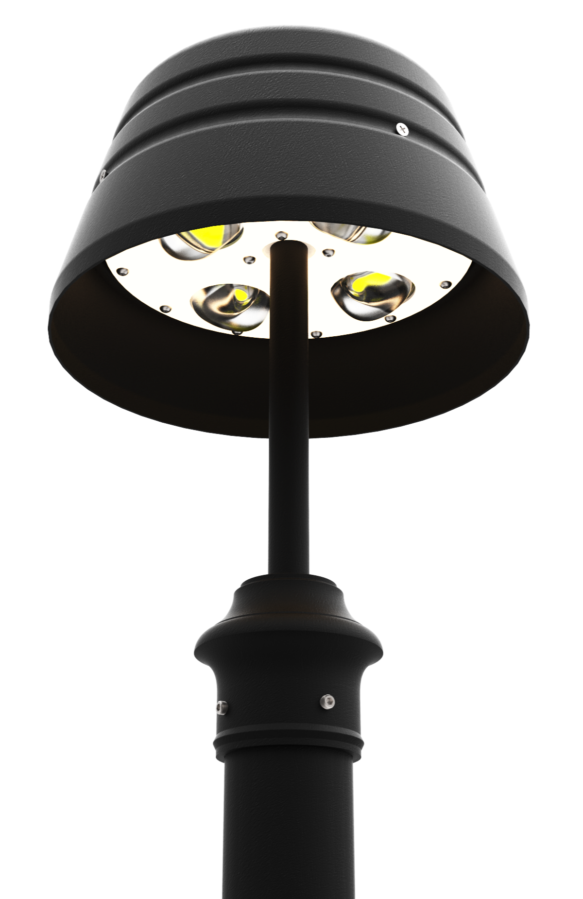 Pin On Led Post Top Light Fixtures